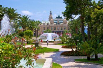 jardins Casino de Monte-Carlo